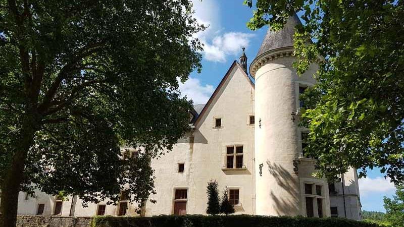 chateau de bourdilly