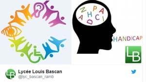 image du logo du lycée Bascan de Rambouillet