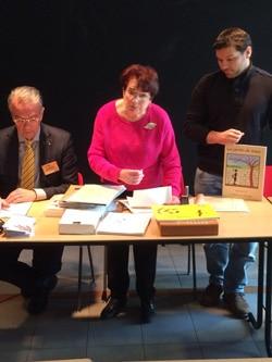 photo des conferenciers
