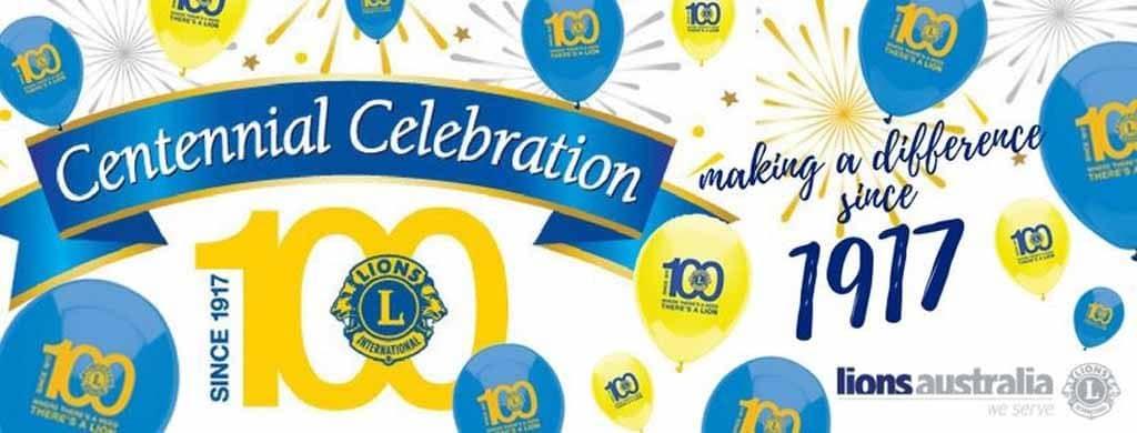 LIBD 100 ans Lions Clubs International