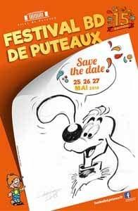 logo du festival BD de Puteaux