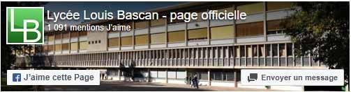 image message du lycee Bascan de Rambouillet