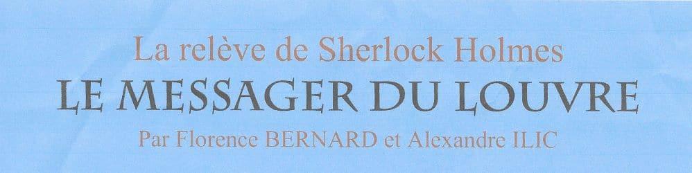 le messager du Louvre bannière